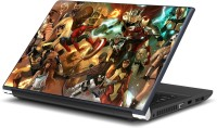 Artifa Marvel Comic Characters Vinyl Laptop Decal 15.6