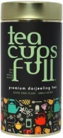 Teacupsfull Premium Darjeeling First Flush Black Tea Tin