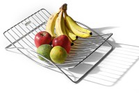 Home Care Stainless Steel Fruit & Vegetable Basket