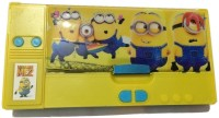 Cloud9JP Minnion minnions Art plastic Pencil Box
