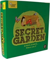Clever Cubes Secret Garden Party & Fun Games Board Game