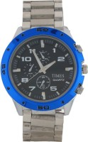 Times B0402 Analog Watch - For Men